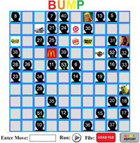FLASH BUMP GAME